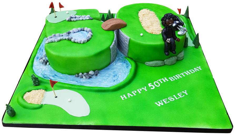 Miraculous Golfer Birthday Cake Me Shell Cakes Birthday Cards Printable Trancafe Filternl